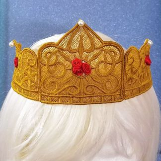 Lace-tiara-in-gold
