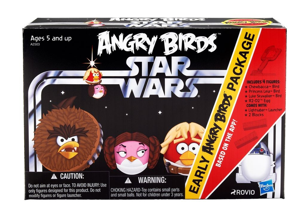 Star Birds Angry Wars Characters All