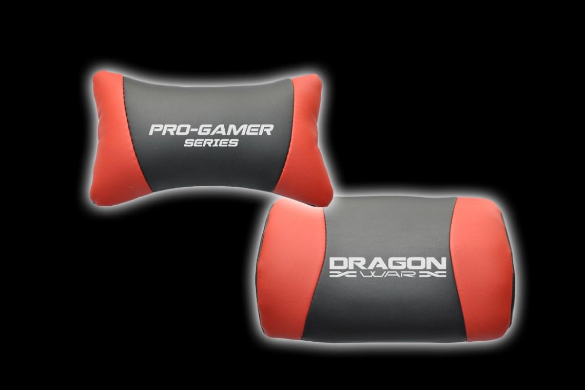 gc004rd_2 KURSI GAMING - DRAGONWAR GC-004-RD - Red Black