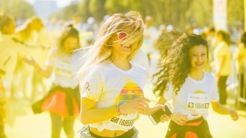 Fotografii The Color Run 2017 București