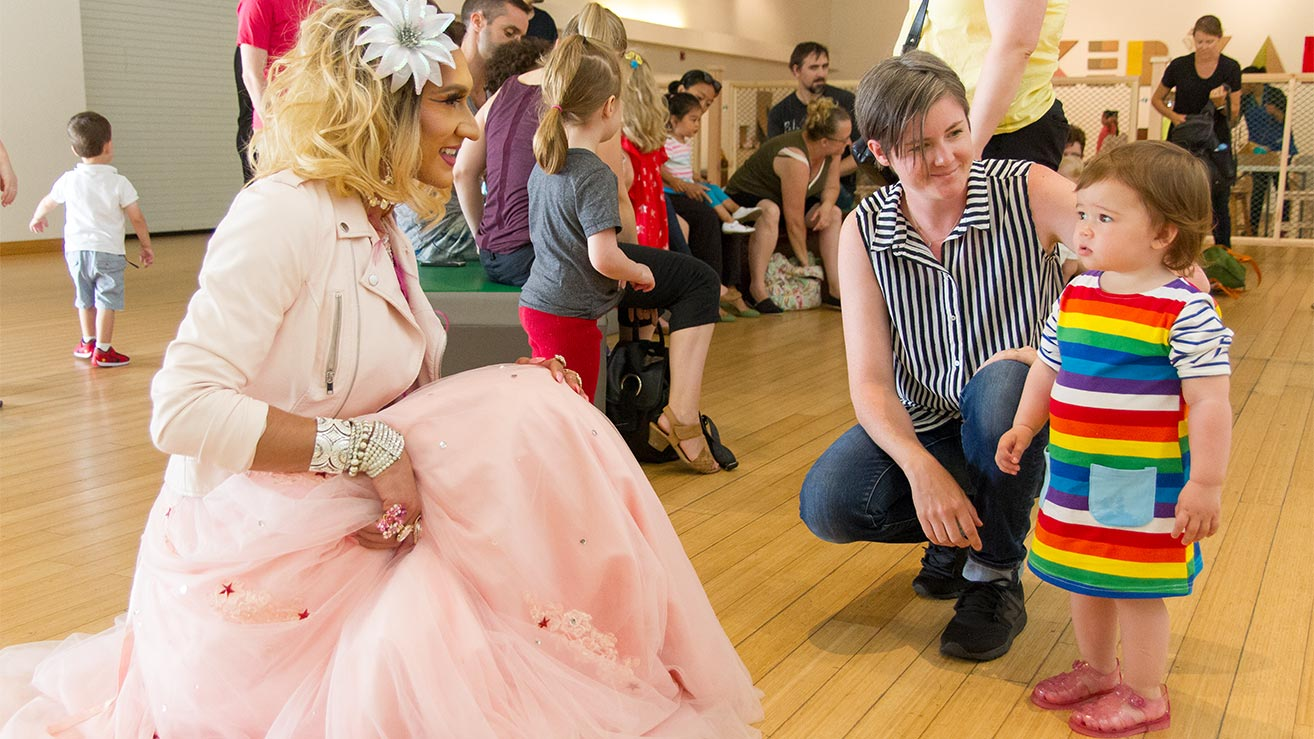 Image result for drag queen story hour