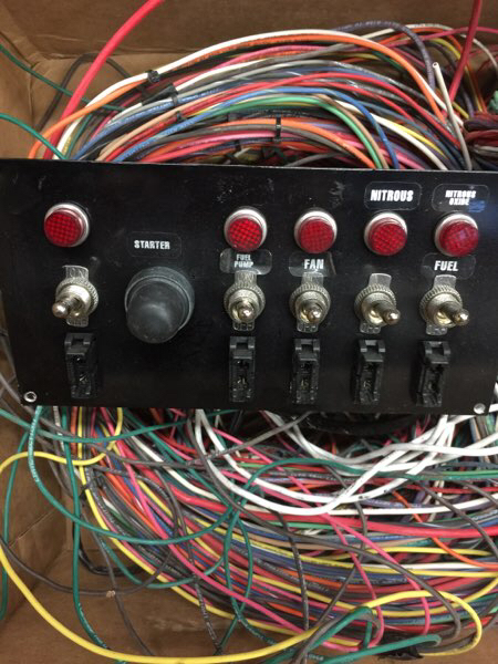 Painless Wiring Harness Switch Panel
