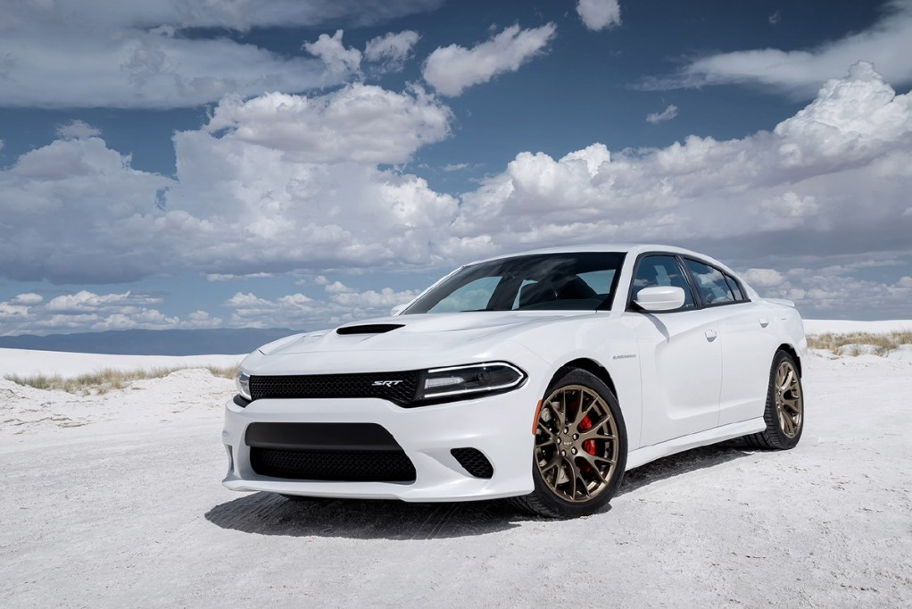 Dodge is on a roll with fastest sedan in the world 707HP ...
