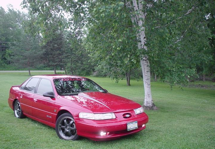 1994 Taurus Sho Lowered