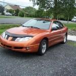 Stock 2005 Pontiac Sunfire Sl 1 4 Mile Trap Speeds 0 60 Dragtimes Com