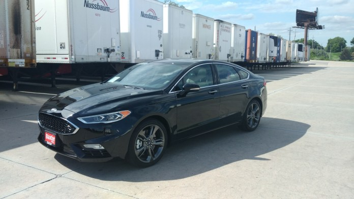 2017 black ford fusion sport pictures, mods, upgrades, wallpaper