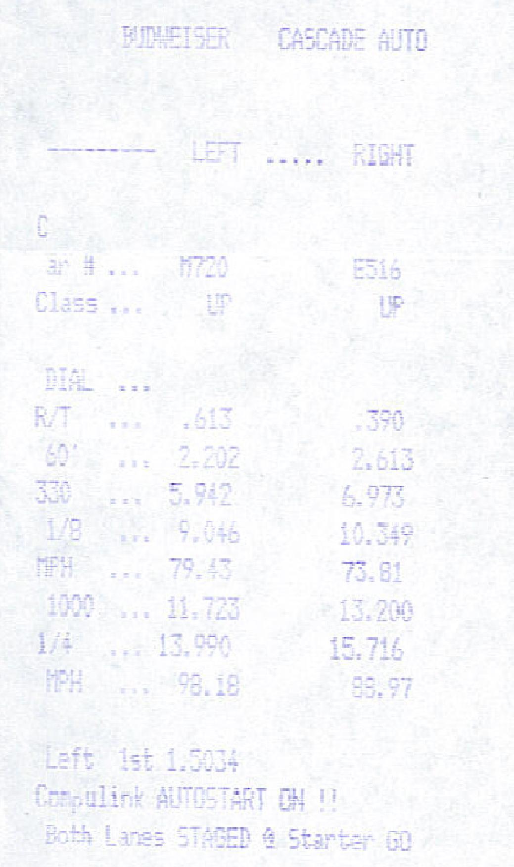 Honda Civic Lx Sedan 1 4 Mile Drag Racing Timeslip