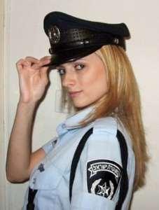 policiere-blonde