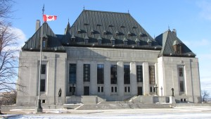 "The SCC Case Brief states, ""The majority at the Supreme Court said the trustee couldn't walk away from the disowned sites."""
