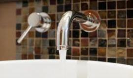 Installation of Bathroom Faucet