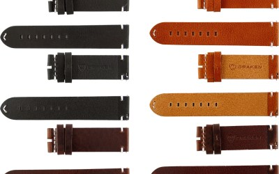 New strap samples coming soon!