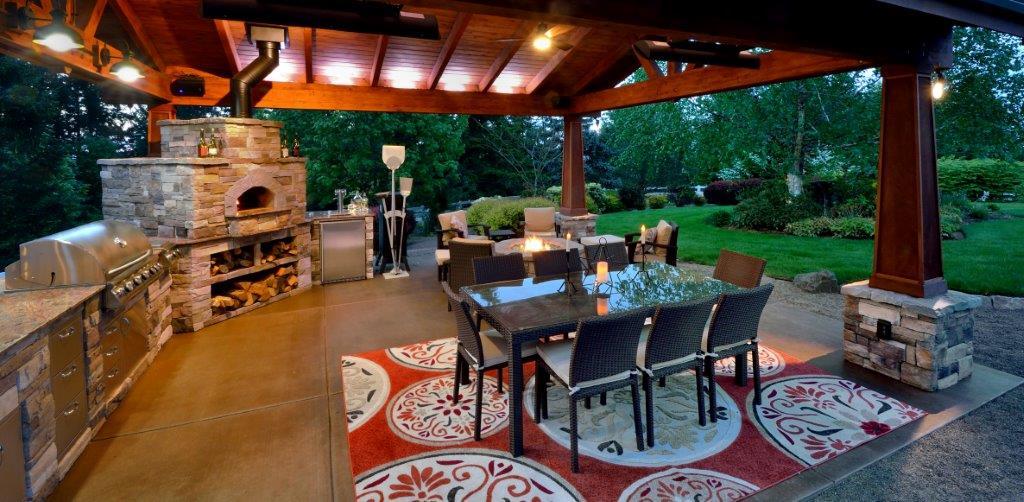portland outdoor lighting design and
