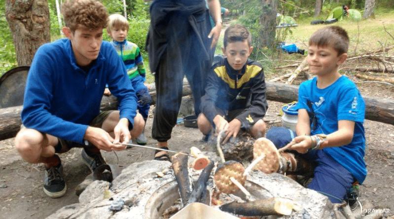 kanotocht zweden gezinnen met kinderen