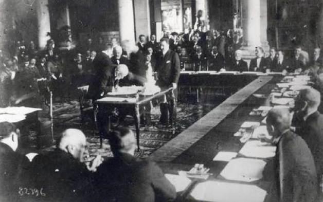 Η Συνθήκη των Σεβρών