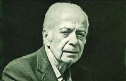 Ο συγγραφέας Αντώνης Σαμαράκης
