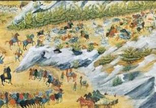 Η Μάχη του Σταυρού Θεοδώριανων Άρτας, 1821