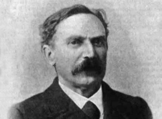 Ο Δημήτριος Ράλλης, πανεπιστημιακός και πολιτικός.