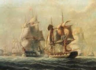 Η ναυμαχία της Πάτρας