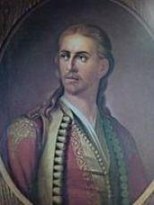 Ο Ηλίας Μαυρομιχάλης στην Εύβοια