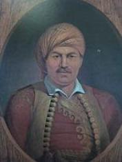 Ο Χατζημιχάλης Νταλιάνης στην Κρήτη