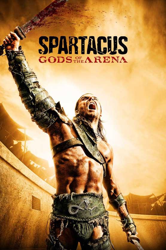 Spartacus Mini-Series: Gods of the Arena