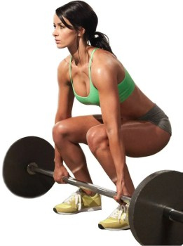 blog picture of young woman deadlifting