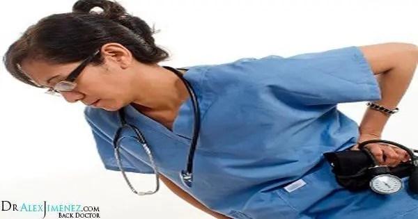 Blogikuva Nurses Back Pain