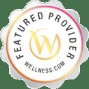 Provedor em destaque - Wellness.com