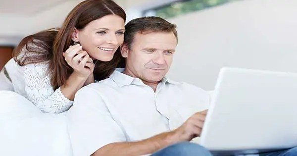 blog picture of couple researching on laptop