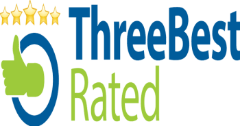 blog picture of three best rated logo