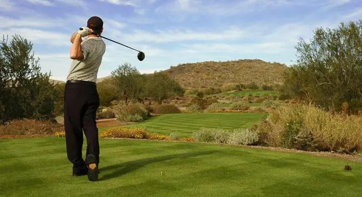 11860 Vista Del Sol, Ste. 128 Golf Injuries and Prevention