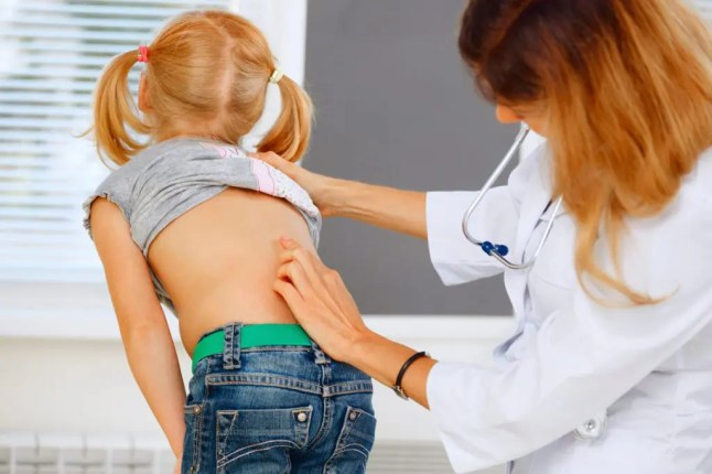 A qué edad se inicia la quiropráctica el paso tx.