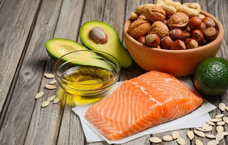 dieta de nutrición cetogénica