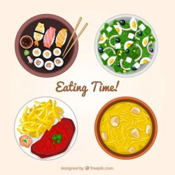 dietary eating time
