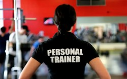 energy personal trainer
