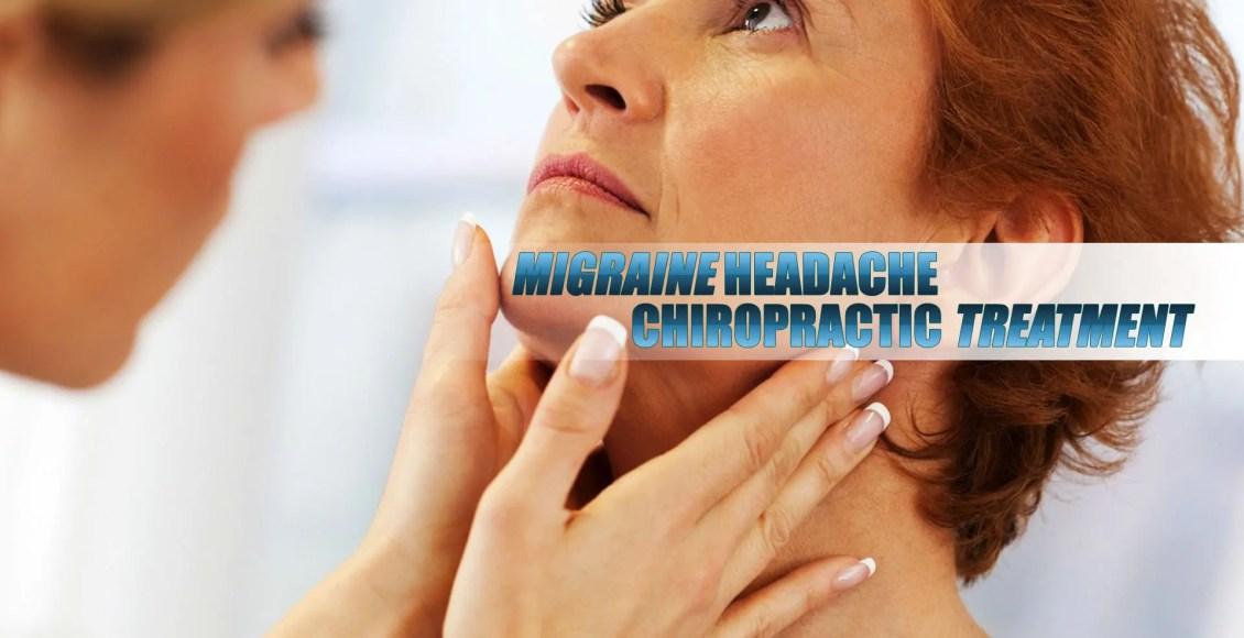 Tratamiento de quiropráctica de cefalea migrañosa | El Quiropráctico El Paso, TX