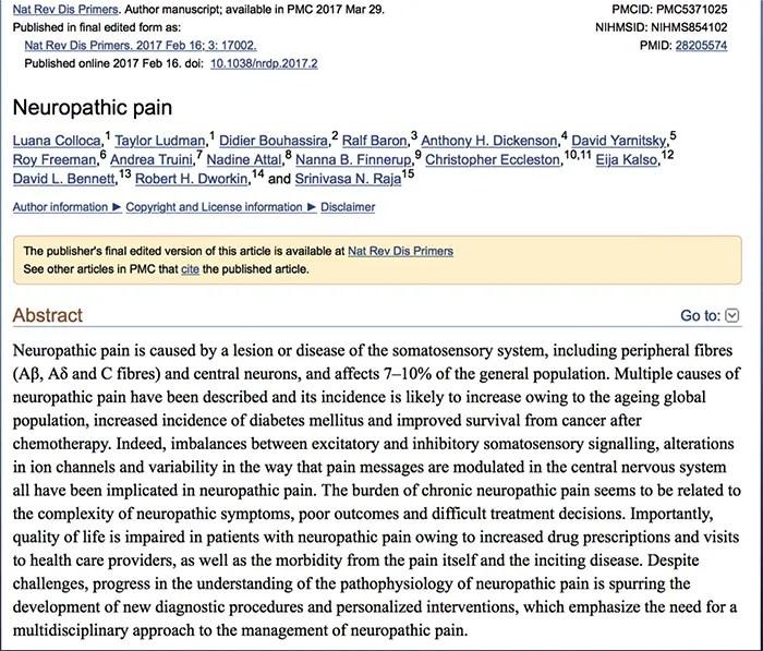 нейропатическая боль el paso tx.