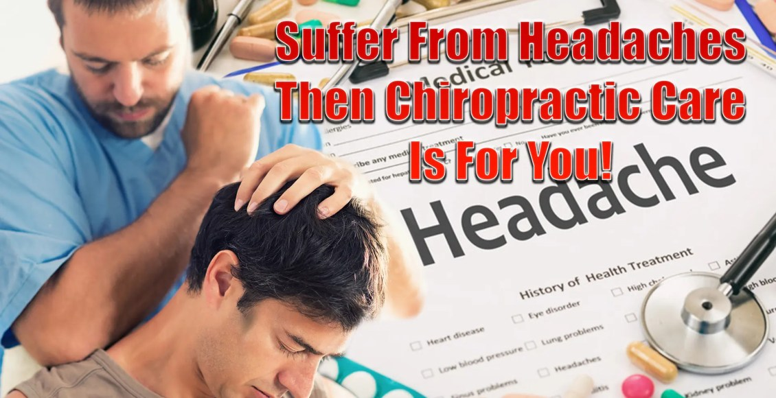 suffer from headaches chiropractic treatment el paso tx.