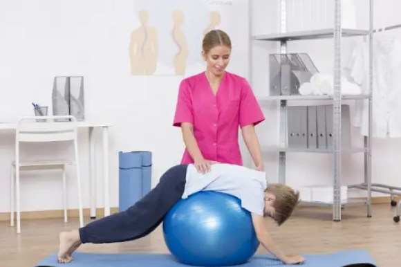 stability ball good for spine el paso tx.