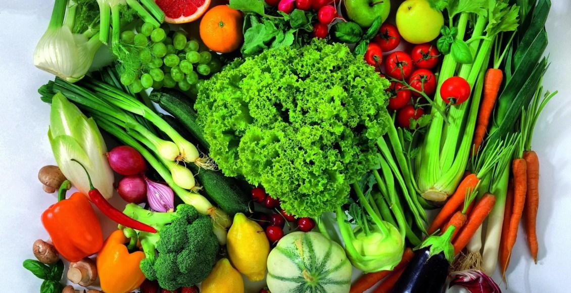Изображение крестоцветных овощей, демонстрирующих их содержание Nrf2.