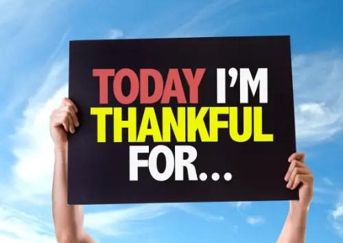being grateful el paso tx.