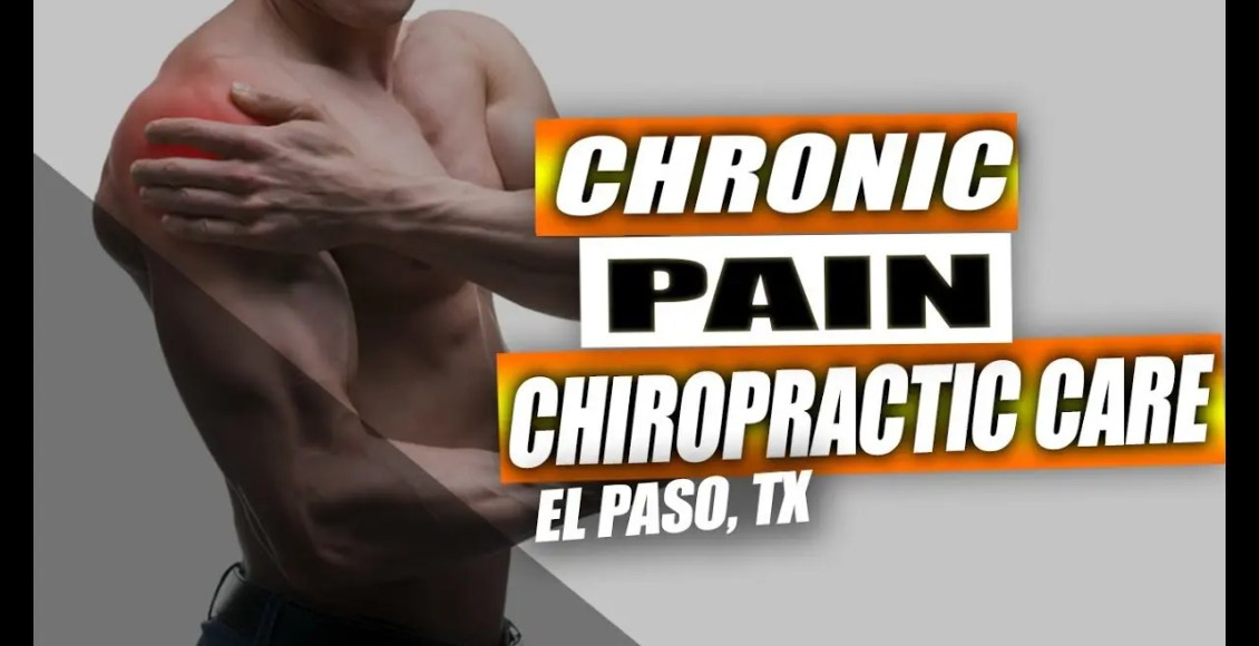 dolor crónico atención quiropráctica lesión clínica médica el paso tx.