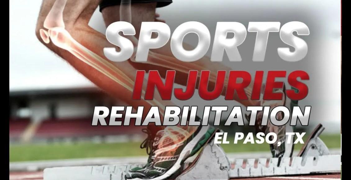 11860 Vista Del Sol Ste. 128 Sports Injuries * CURA CHIROPRATICA * | El Paso, Tx (2019)