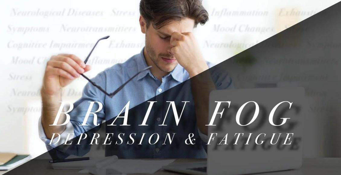 Neurología funcional: niebla cerebral, depresión y fatiga   El Paso, TX Quiropráctico