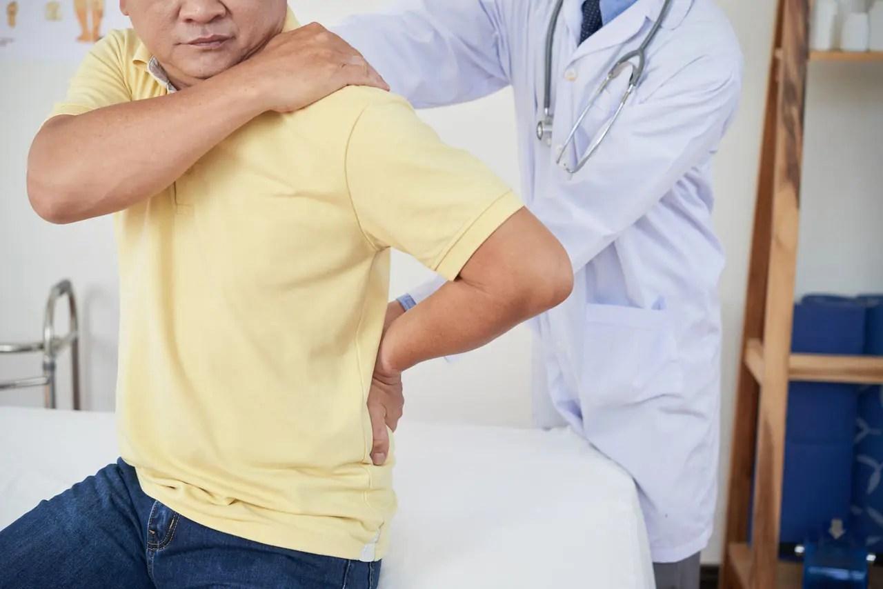 csontritkulás gerinctelen kezelés