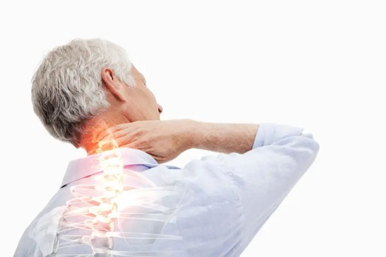 11860 Vista Del Sol Ste. 128 The Way Aging Affects The Cervical Spine El Paso, TX.