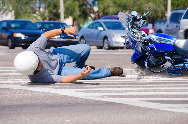 11860 Vista Del Sol, Ste. 128 Motorcycle Accident Causes, Injuries, and Chiropractic Treatment