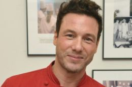 Come Cook With Rocco DiSpirito - Launch Of 'Now Eat This! Italy' On AOL On Cooking