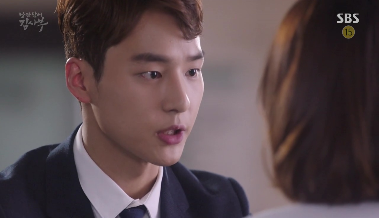 Romantic Doctor Teacher Kim Episode 6 Dramabeans Korean