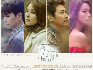 Download Drama Korea Let's Hold Hands Tightly and Watch The Sunset Subtitle Indonesia